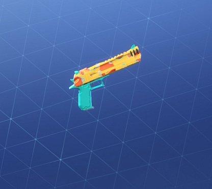 FISH FACE Wrap - Handgun