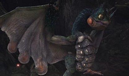Pukei-Pukei - Basic Monster Information