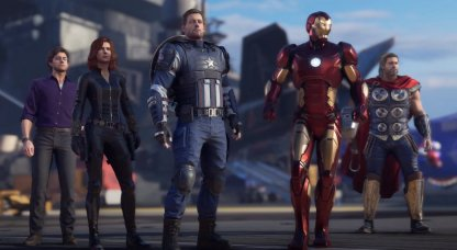 Play As Marvel Super Hero