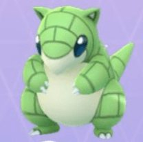 Shiny Sandshrew