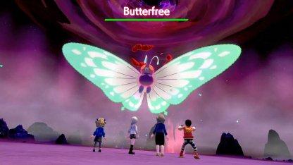 Encounter Gigantamax Pokemon