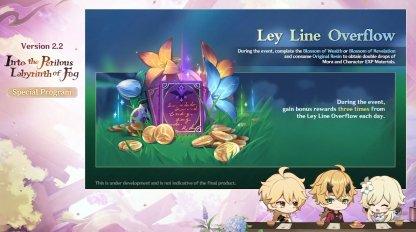 Ley Line Overflow 2.2