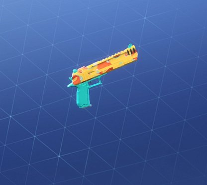 FISHY Wrap - Handgun