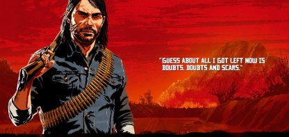 John Marston - Future Protagonist of Red Dead Redemption