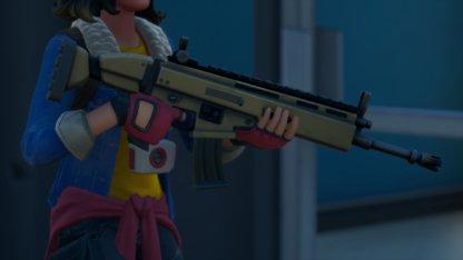SKYE's Assault Rifle
