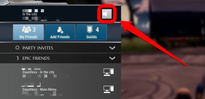You Can Mute Yourself Using The Social Menu
