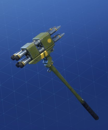 Pickaxe Skin PERSUADER