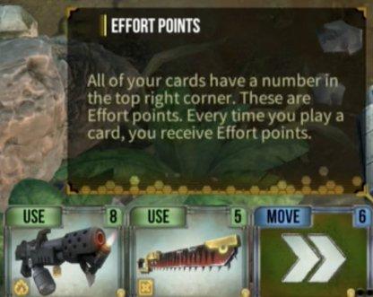 effort points