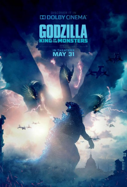 About Godzilla: King of the Monsters