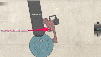 Factory Map Upper