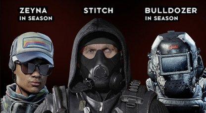 3 New Operators