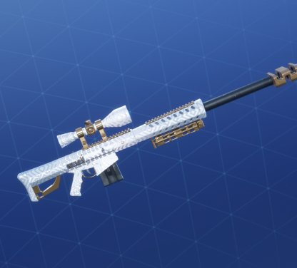 DIVINE Wrap - Sniper Rifle
