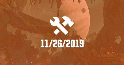 November 26 Hotfix