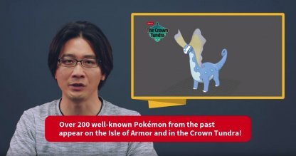 200+ New & Returning Pokemon