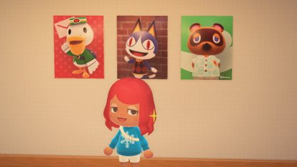 Get Rover Poster Through Amiibo
