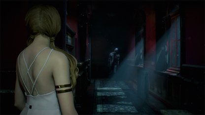 Resident Evil 2 The Ghost Survivors Runaway