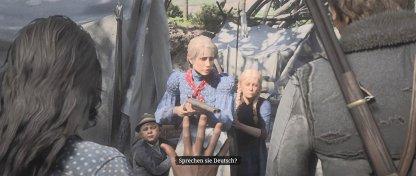 Red Dead Redemption 2 - A Strange Kindness