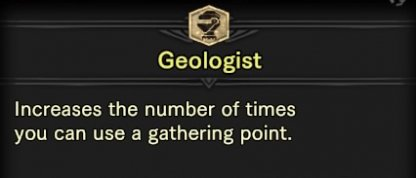 Get Geologist Skill To Harvest Ancient Fossils Faster