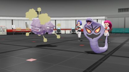 Jesse & James Now Have Arbok & Weezing