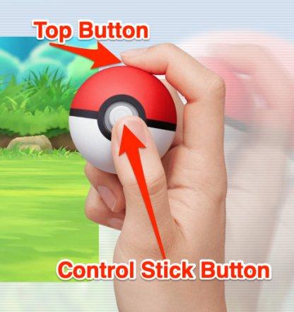 Poke Ball Plus Support Mode