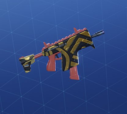 EMBLEM Wrap - Submachine Gun