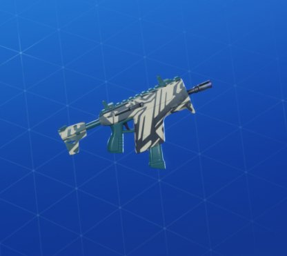 POWER SURGE Wrap - Submachine Gun