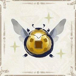 golden spiribug