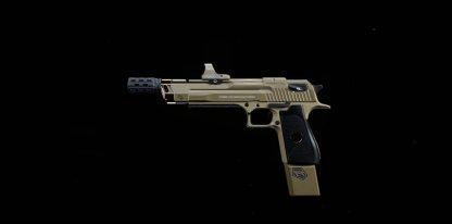 Hot Nugget Handgun Weapon Details