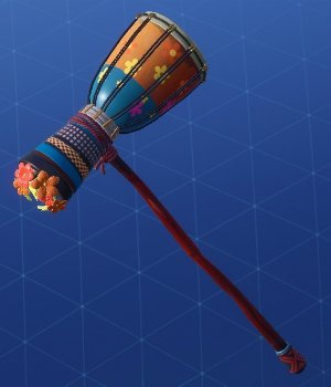 Pickaxe Skin DRUMBEAT