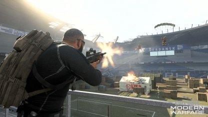 Warzone Stadium
