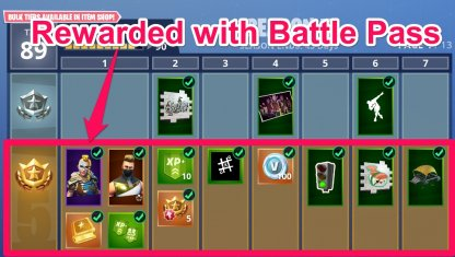 Level Up Battle Pass Tiers For More Rewards