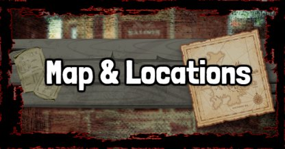 Red Dead Redemption Map & Locations