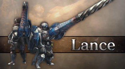 Lance Iceborne Weapon Changes