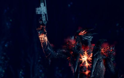 Devil May Cry 5 Dante Devil Trigger