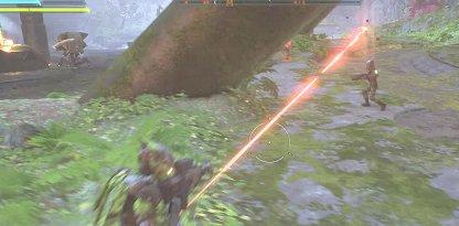 Avoid The Rocket Trooper
