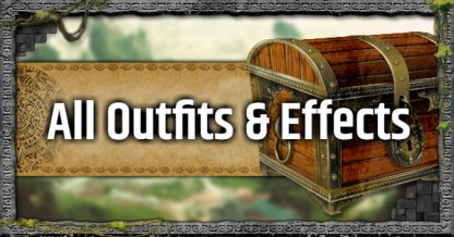 All Outfit List & Effects