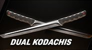 New Melee Weapon: Dual Kodachis
