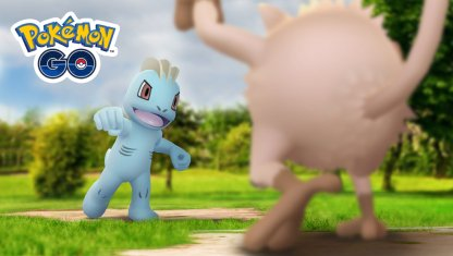 Pokemon GO Battle Showdown Event 2019 - New Move Power-Up Punch