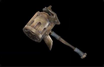 Deadeye Revolver