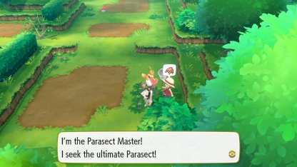 Parasect Master Trainer