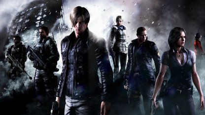 What is Resident Evil 6?