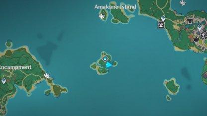 Amakane Island