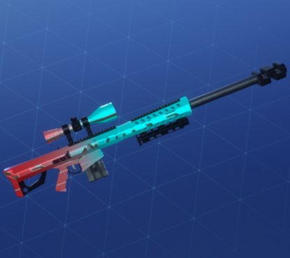 TOO TILTED Wrap - Sniper Rifle