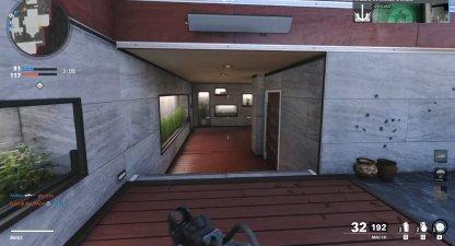 Weave Through Buildings, Hallways