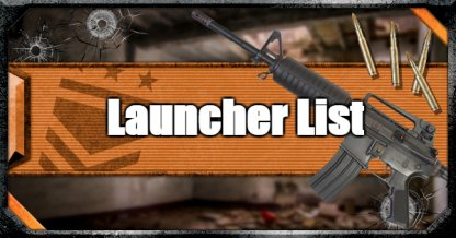 All Launcher List