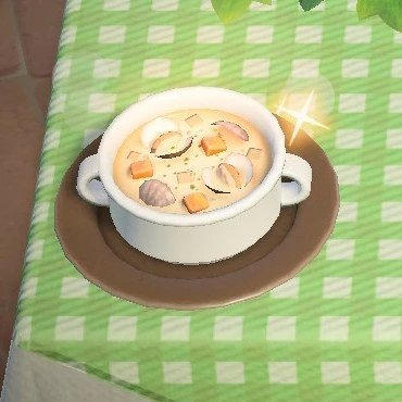 Clam Chowder - Recipe
