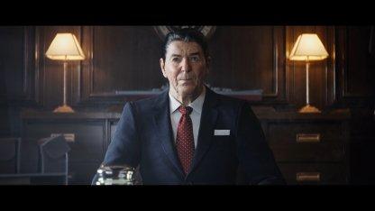 Set In The Cold War Era Of Ronald Reagan