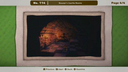 Bowser's Castle Rooms