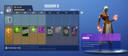 Purchase the Battle Pass