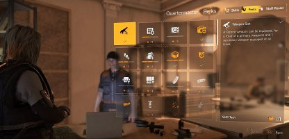 Division 2 Passive Skills That Enhance Gameplay